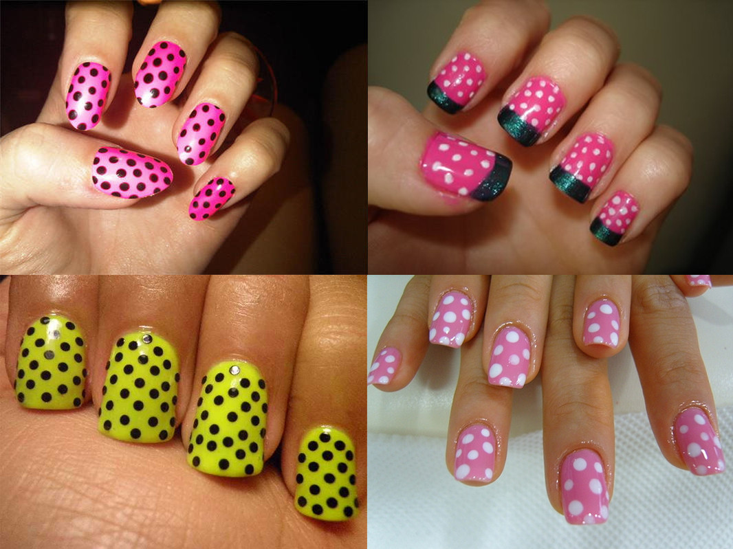 Simple Nail Art Designs  For The Love of Shoes Nail Art made easy