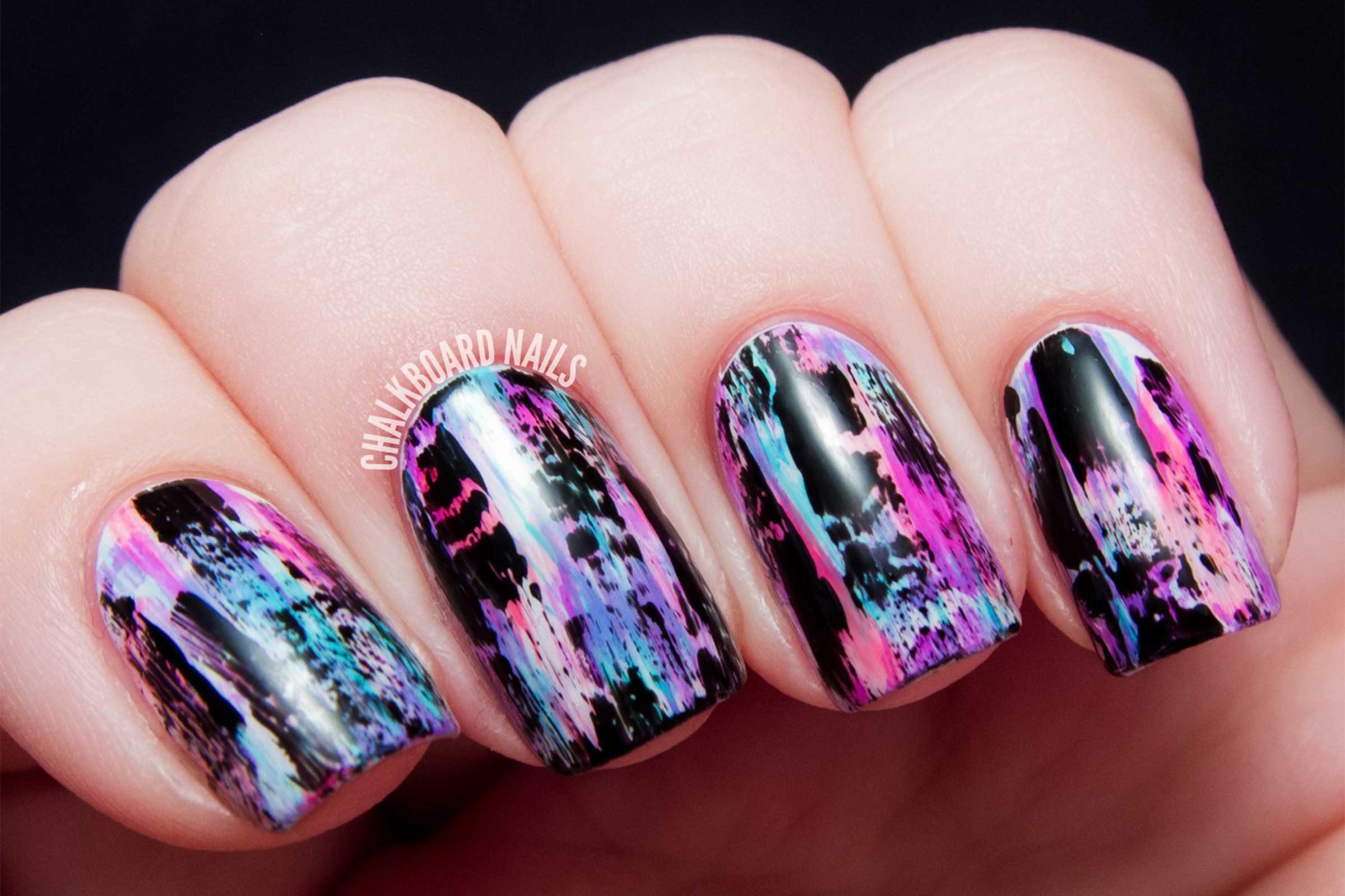 Simple Nail Art Designs  Nail Art Designs Easy Hacks for DIY Manicures