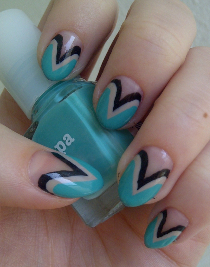 Simple Nail Art Designs  Simple and Smart Nail Art Ideas