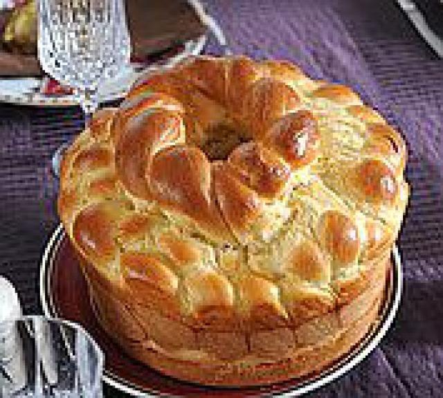 Slovak Easter Bread  14 Tasty Eastern European Bread Recipes for Easter Slovak