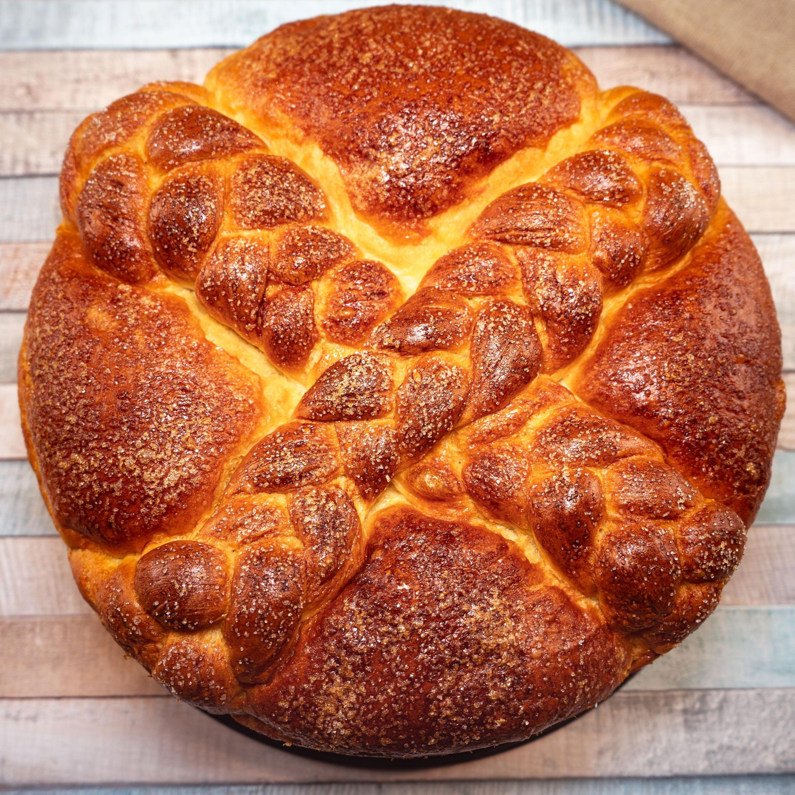 """Slovak Easter Bread  Traditional Slovak Easter bread called """"Paska"""" ArtisanBread"""