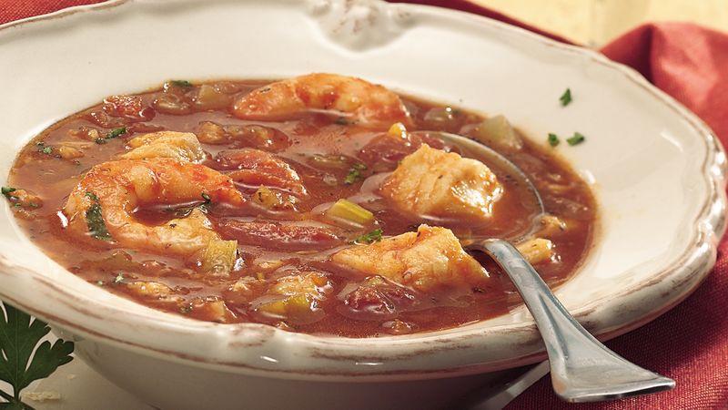 Slow Cooker Seafood Stew  Slow Cooker Seafood Stew Recipe BettyCrocker