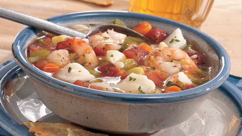 Slow Cooker Seafood Stew  Slow Cooked Fisherman s Wharf Seafood Stew Recipe