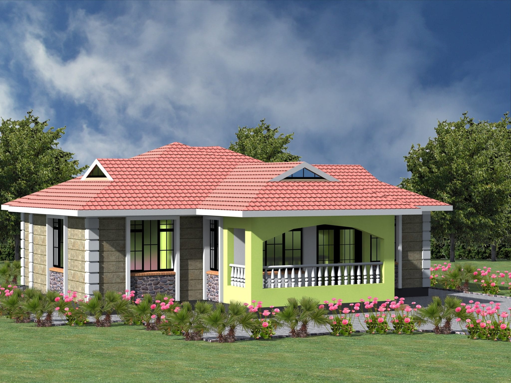 Small 3 Bedroom House Plans  Small 3 bedroom house plans [Details Here ]
