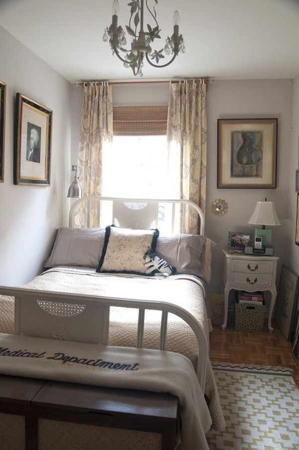 Small Bedroom Makeover  A Few Useful Decorating Ideas For Small Bedrooms