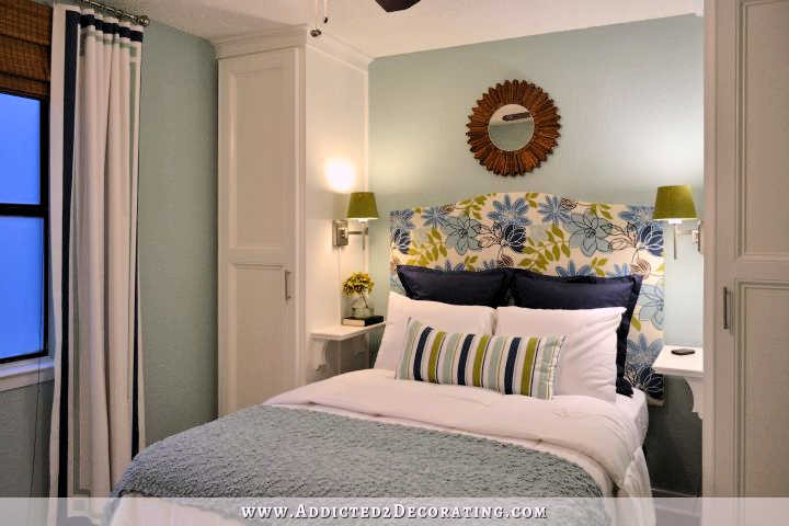 Small Bedroom Makeover  Small Condo Small Bud Bedroom Makeover Before