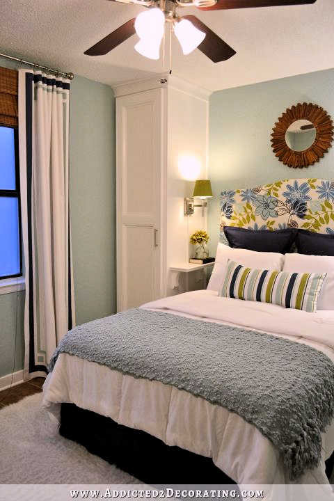 Small Bedroom Makeover  Small Condo Small Bud Bedroom Makeover – Before & After