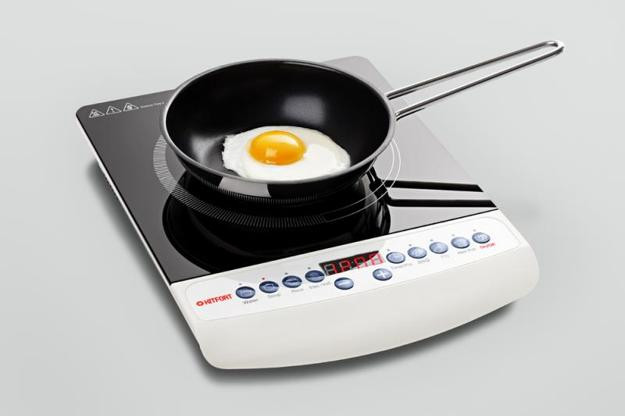 Small Electric Kitchen Appliance  Home Appliances Yellow Silver Cooktop Shows Latest Trends