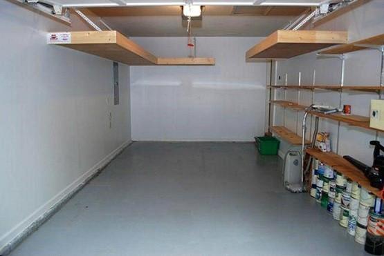 Small Garage Organizing Ideas  10 DIY Garage Shelves Ideas to Maximize Garage Storage