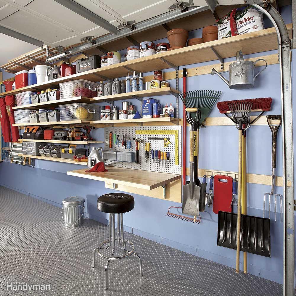 Small Garage Organizing Ideas  51 Brilliant Ways to Organize Your Garage