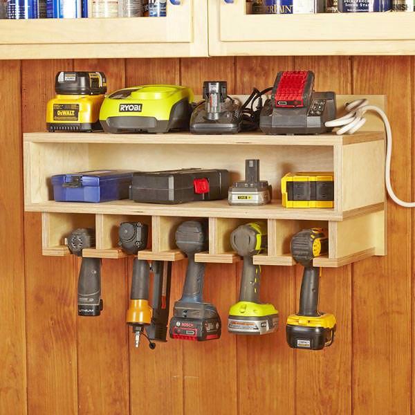Small Garage Organizing Ideas  DIY Garage Storage Ideas & Projects