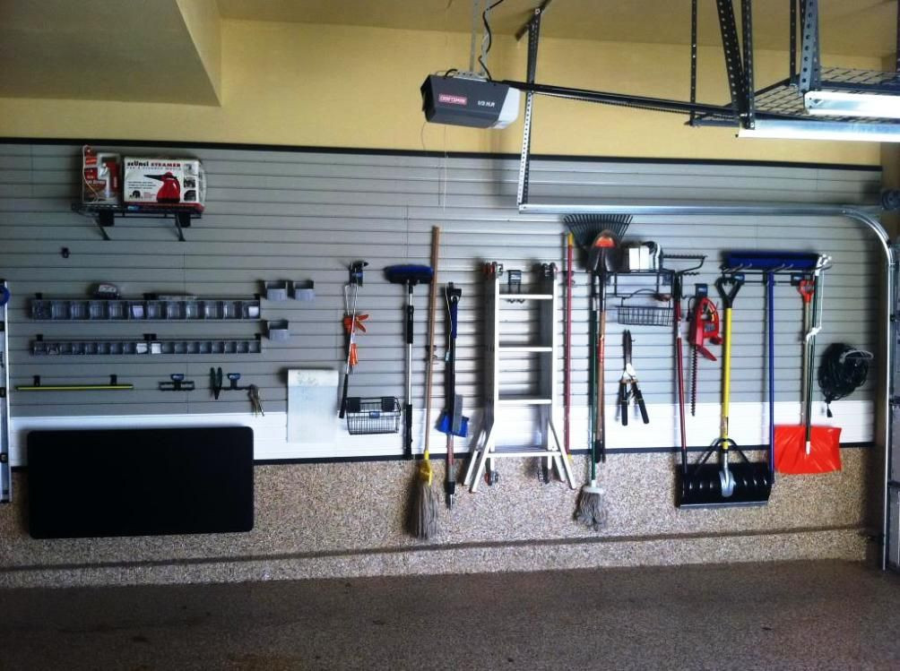 Small Garage Organizing Ideas  Image result for small garage storage ideas