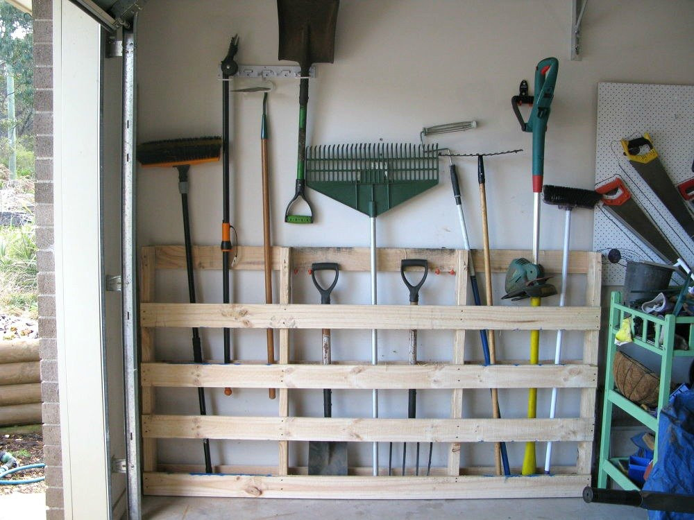 Small Garage Organizing Ideas  12 Clever Garage Storage Ideas from Highly organized