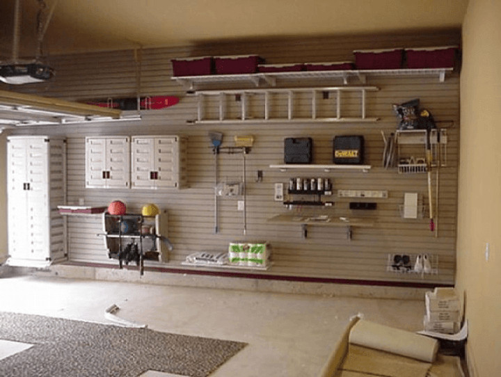 Small Garage Organizing Ideas  Simple tips how to organize small garage
