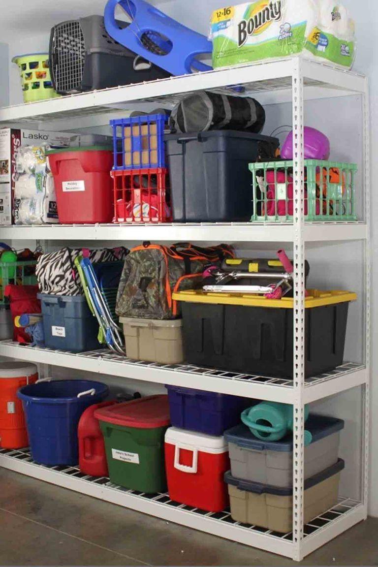 Small Garage Organizing Ideas  24 Garage Organization Ideas Storage Solutions and Tips