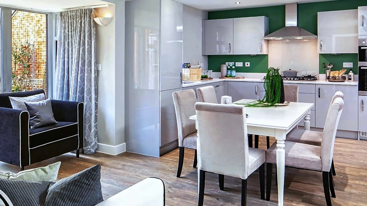 Small Kitchen Dining Room Ideas  Small Kitchen Dining Room To her New Ideas