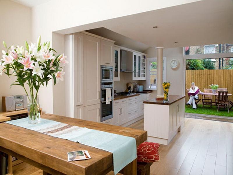 Small Kitchen Dining Room Ideas  Small kitchen design ideas worth saving