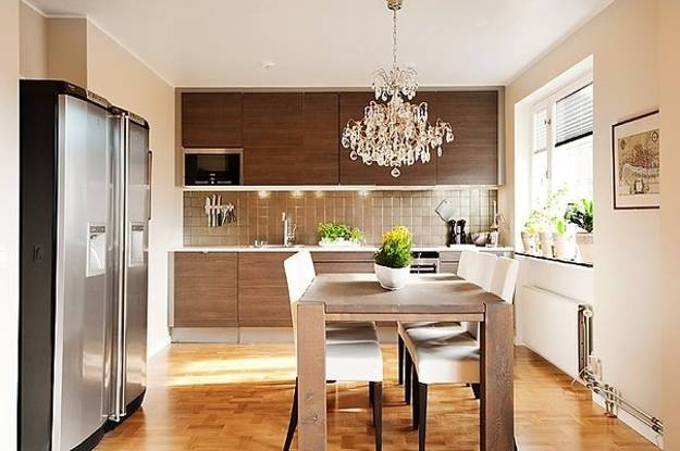 Small Kitchen Dining Room Ideas  15 Great Ideas for Small Kitchens and pact Dining Areas