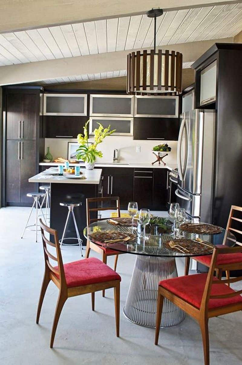 Small Kitchen Dining Room Ideas  27 Small Kitchen Dining Room bo Ideas