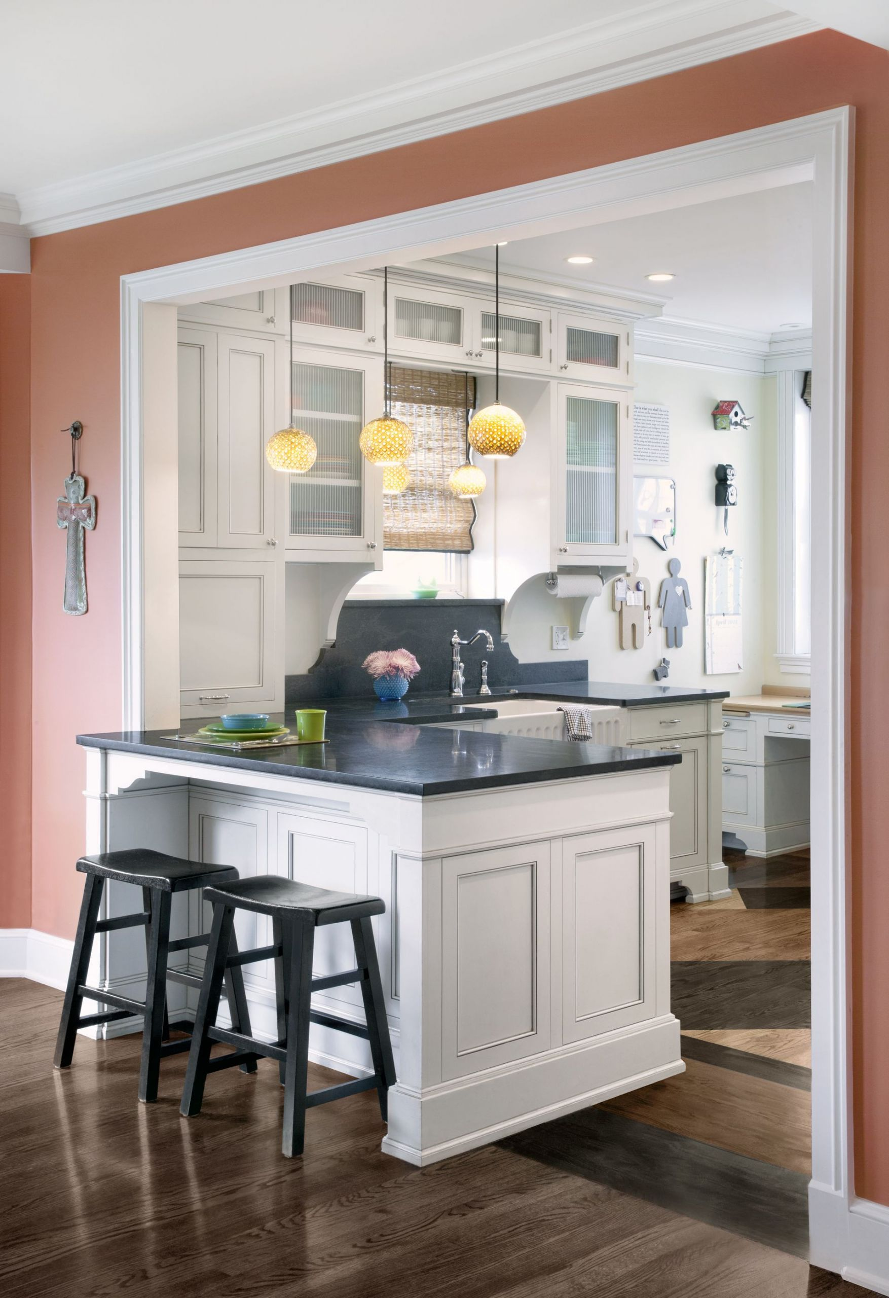 Small Kitchen Dining Room Ideas  Small Kitchen Ideas Smart Ways Enlarge the Worth