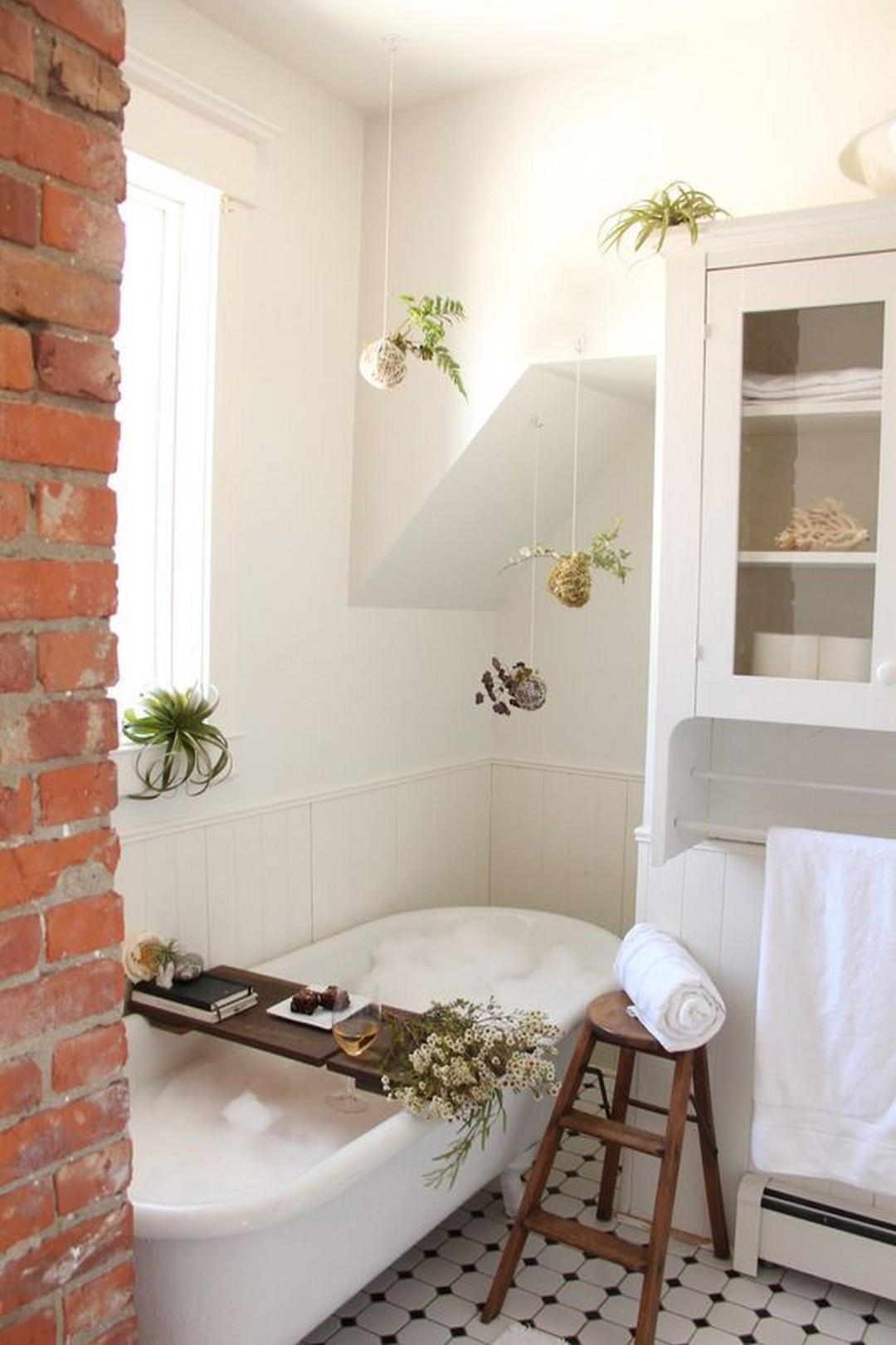 Small Spa Bathroom  Modest and Elegant Spa Bathroom Ideas to Improve in your