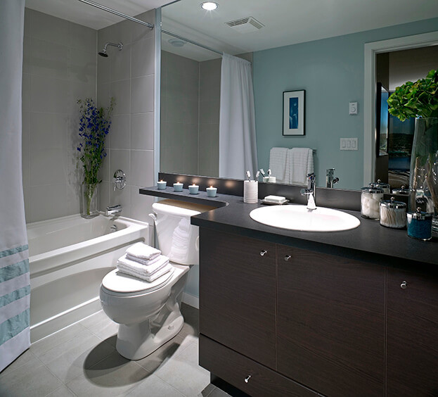 Small Spa Bathroom  10 Affordable Ideas That Will Turn Your Small Bathroom