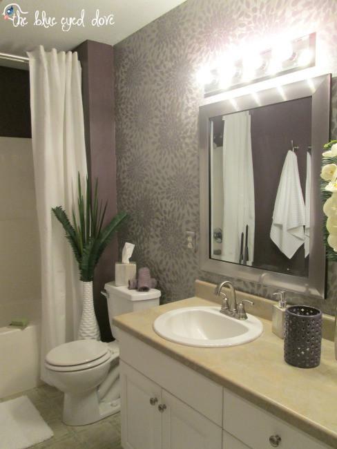 Small Spa Bathroom  Spa Inspired Bathroom Makeover