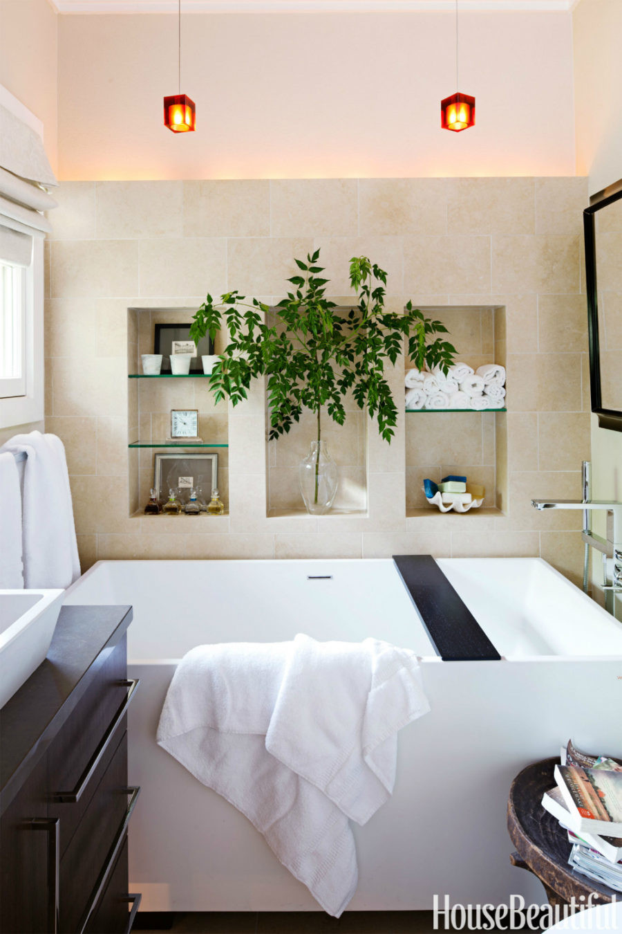 Small Spa Bathroom  These Small Bathrooms Will Give You Remodeling Ideas