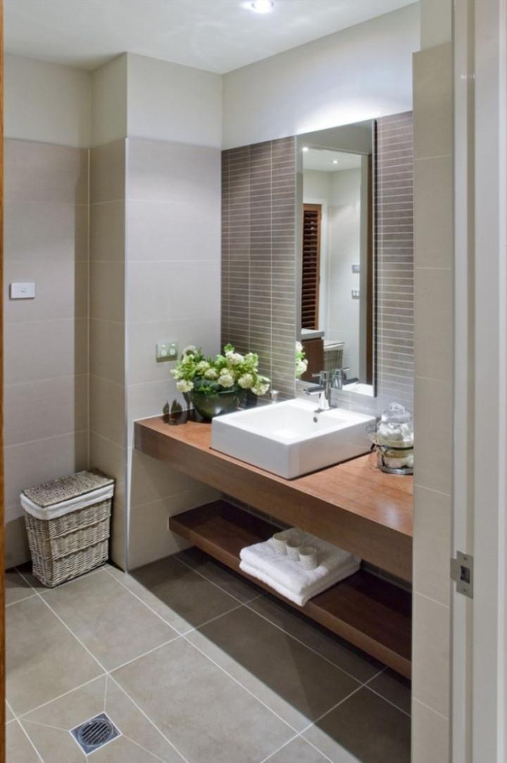 Small Spa Bathroom  30 Small Modern Bathroom Ideas – Deshouse