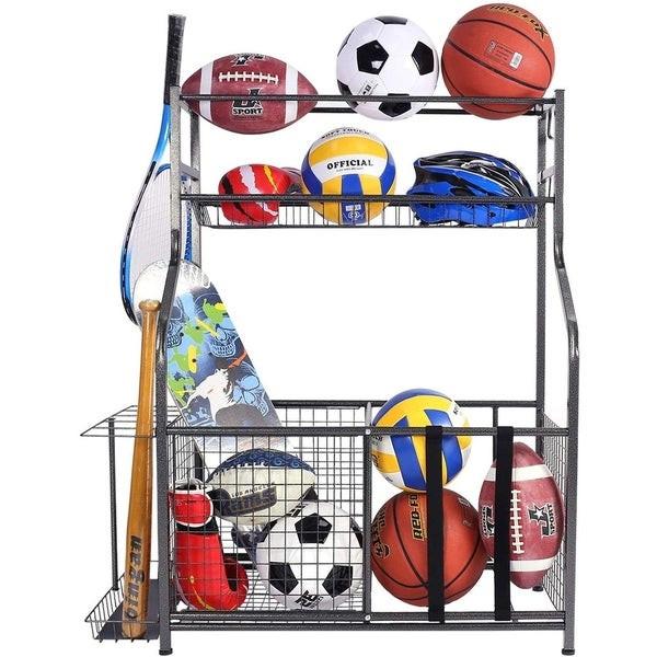 Sports Equipment Organizer For Garage  Shop Sports Equipment Garage Organizer Sport Balls