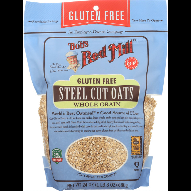 Steel Cut Oats Gluten  Gluten Free Steel Cut Oats Reviews 2020