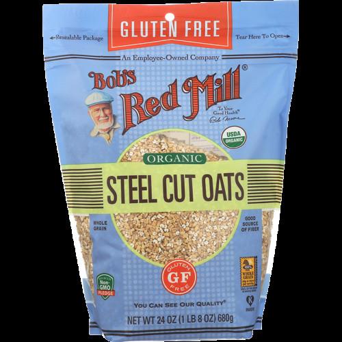 Steel Cut Oats Gluten  Organic Steel Cut Oats Gluten Free
