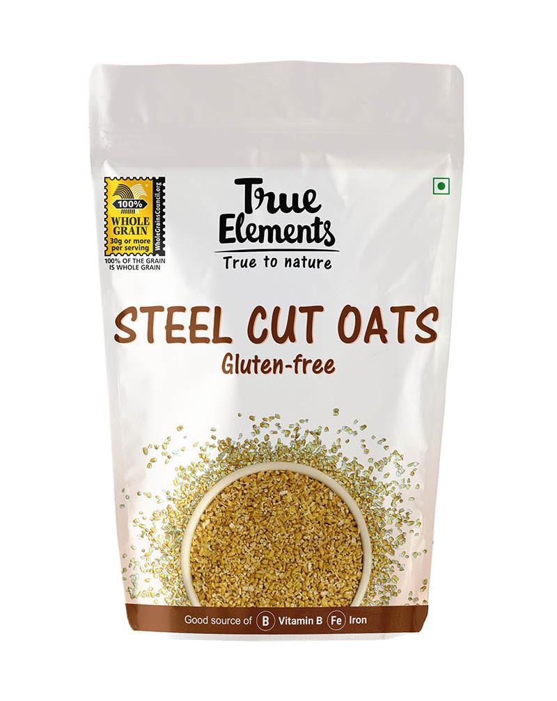 Steel Cut Oats Gluten  Steel Cut Oats Gluten Free 500 gm 1 5 Kg WeChoose