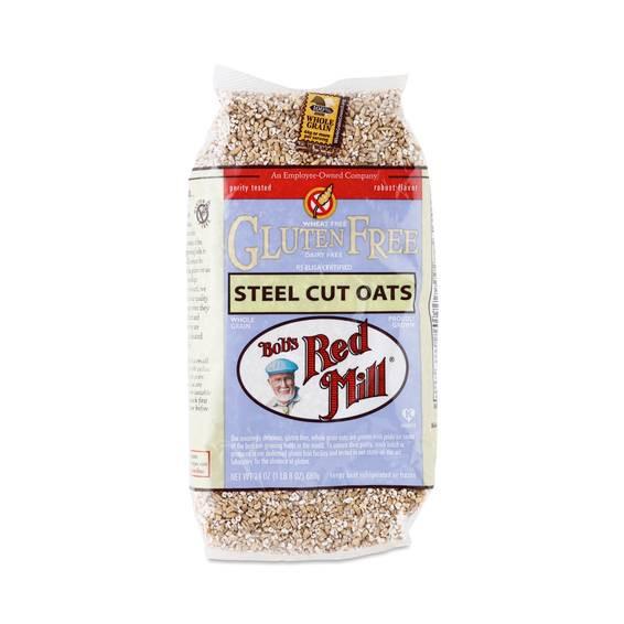 Steel Cut Oats Gluten  Gluten Free Steel Cut Oats by Bob s Red Mill Thrive Market