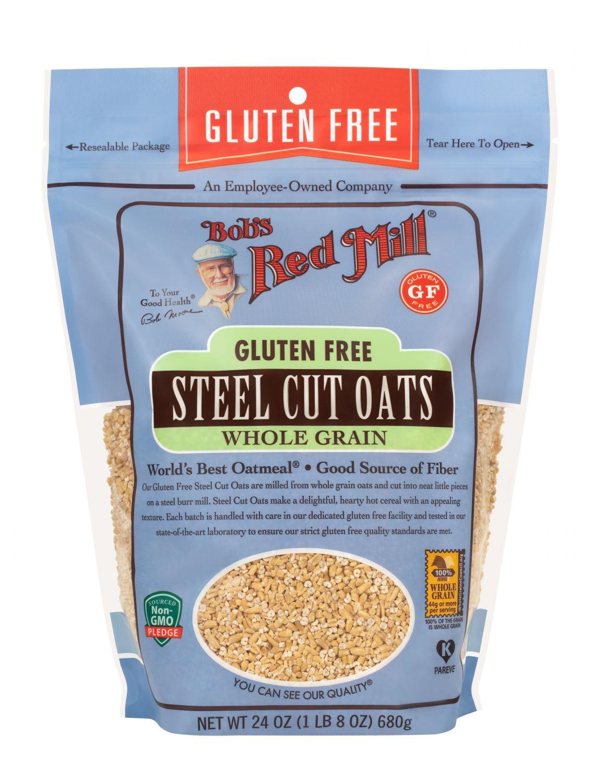 Steel Cut Oats Gluten  Gluten Free Steel Cut Oats Bob s Red Mill Natural Foods
