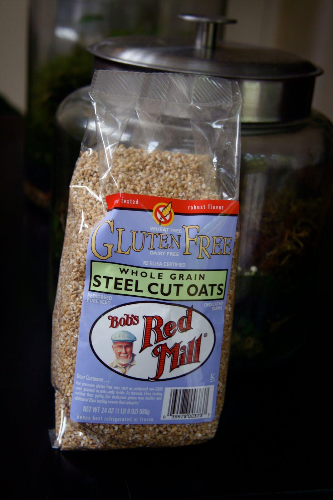 Steel Cut Oats Gluten  The Non Dairy Queen