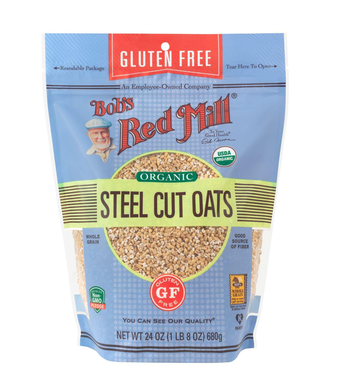 Steel Cut Oats Gluten  Gluten Free Organic Steel Cut Oats