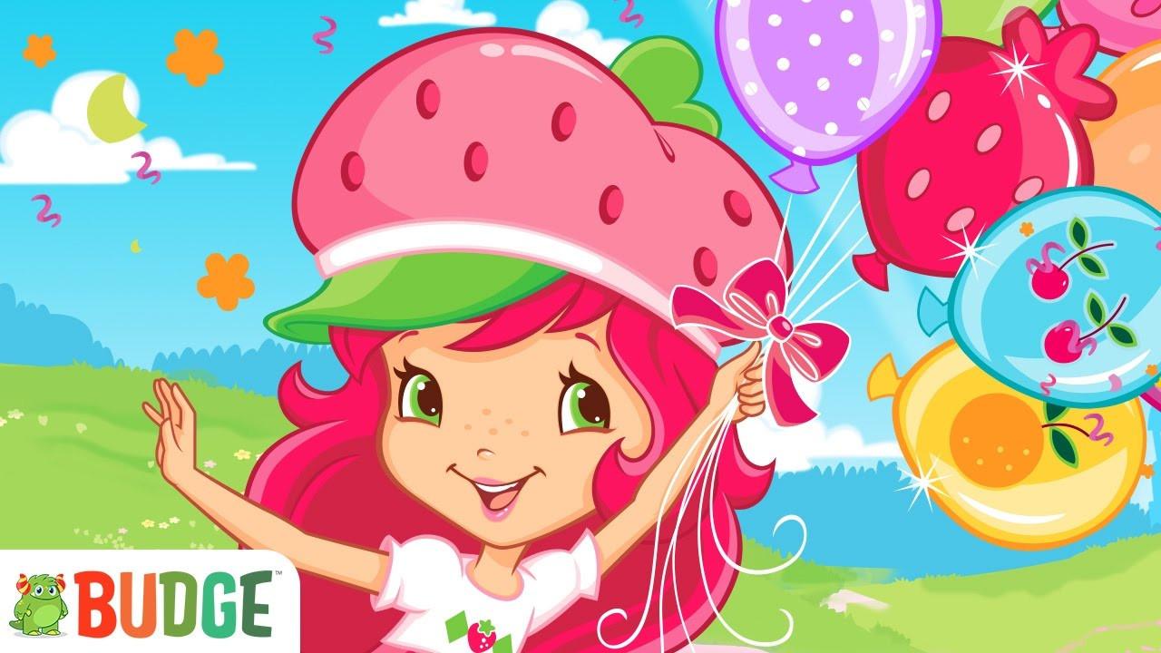 Strawberry Shortcake Youtube  Strawberry Shortcake Berryfest Party