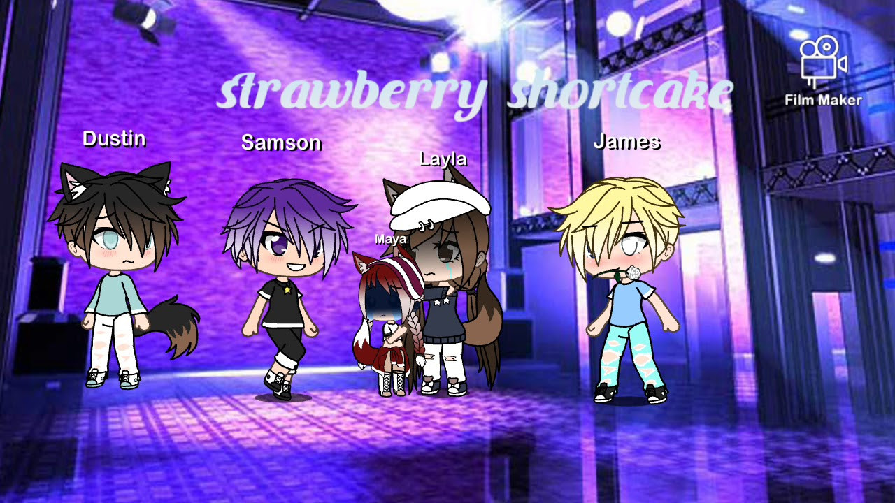 Strawberry Shortcake Youtube  Strawberry shortcake 🍰🍓