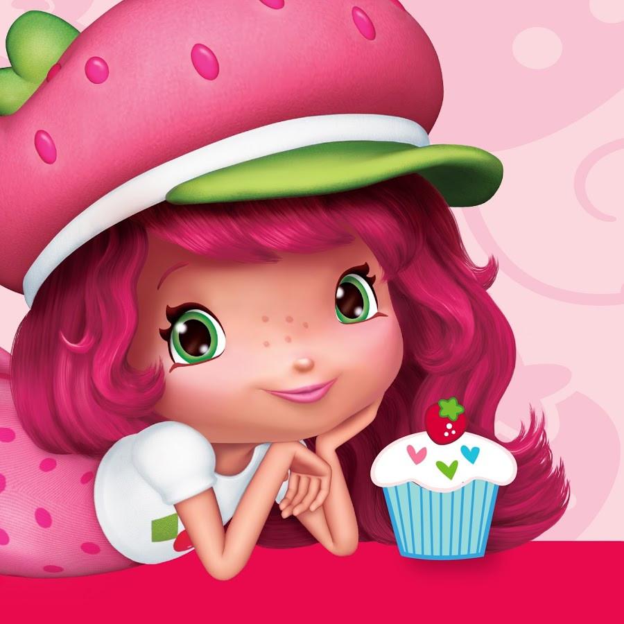 Strawberry Shortcake Youtube  Strawberry Shortcake