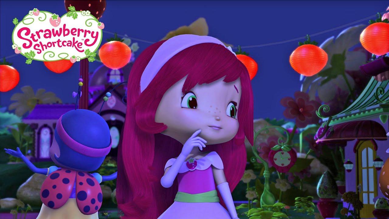 Strawberry Shortcake Youtube  Strawberry Shortcake Manners Meltdown