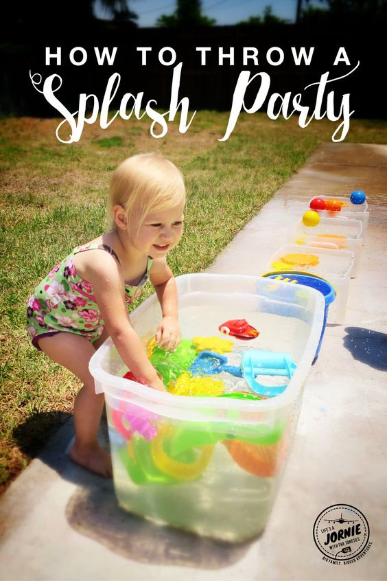 Summer Water Party Ideas  25 Ways Kids Can Have Fun with Water in Summer