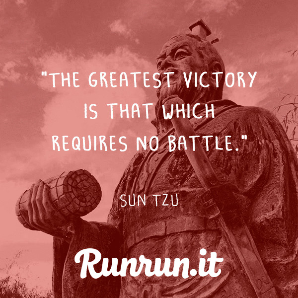 Sun Tzu Quotes Leadership  Leadership quotes Sun Tzu Runrun Blog