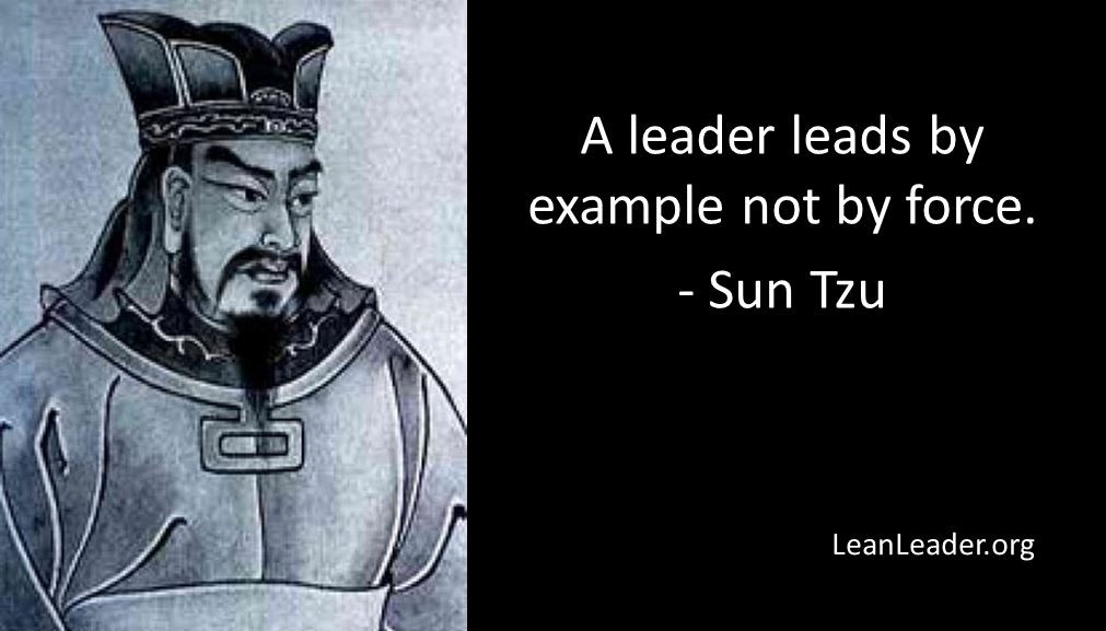 Sun Tzu Quotes Leadership  Leadership Quotes p 2 The Lean Leader