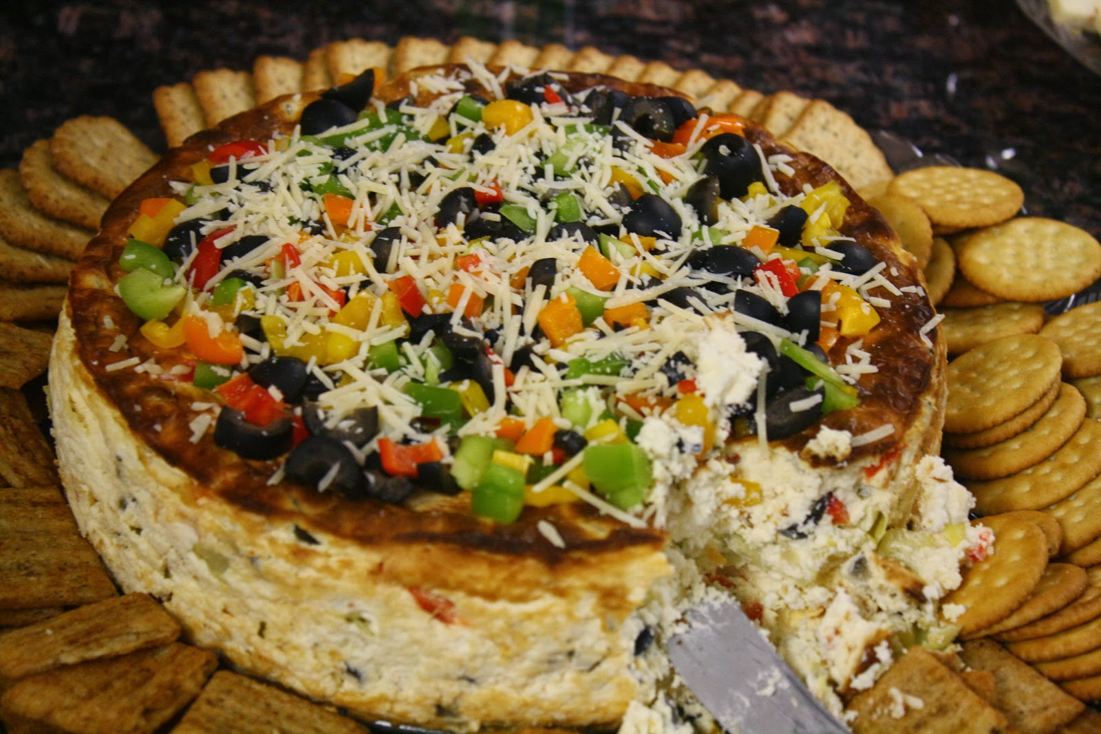 Super Bowl Mexican Recipes  I Have A Big Story To Tell Mexican Cheesecake Super Bowl Food