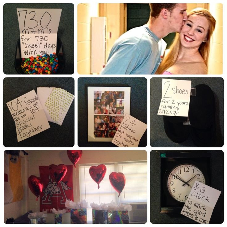 Surprise Gift Ideas For Boyfriend  How I surprised my boyfriend on our 2 year anniversary