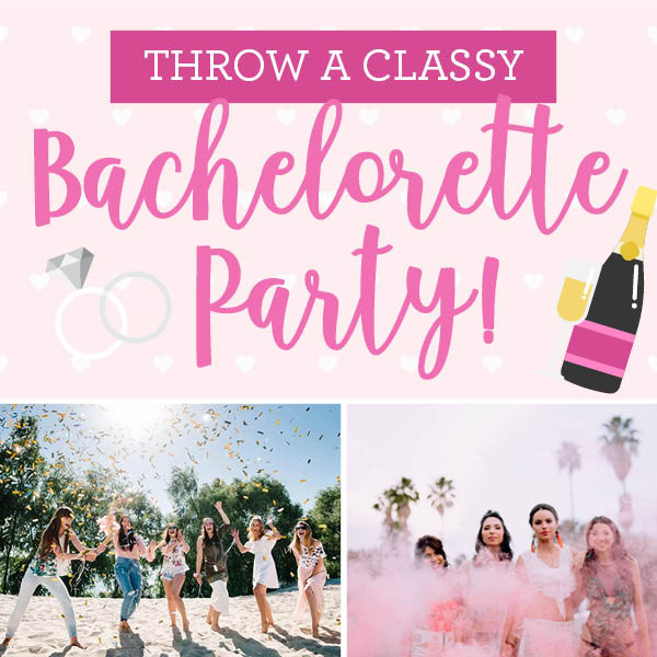 Tasteful Bachelorette Party Ideas  Classy Bachelorette Party Ideas