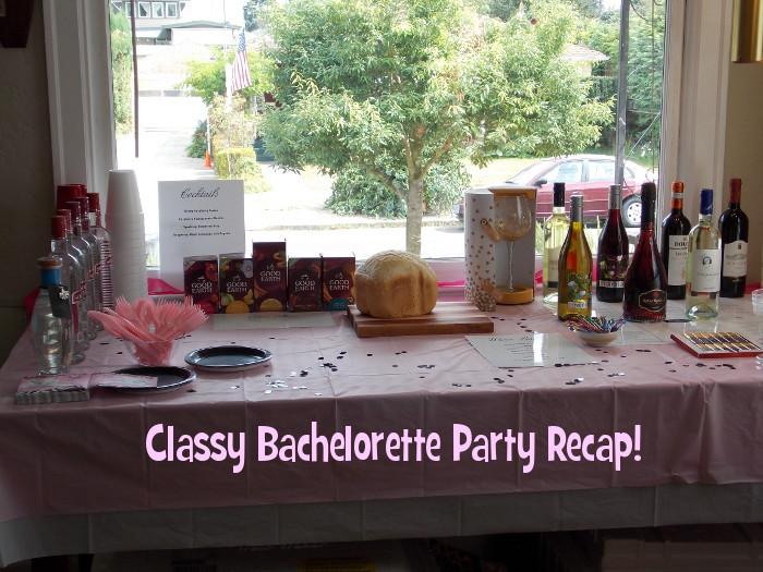 Tasteful Bachelorette Party Ideas  The top 22 Ideas About Classy Bachelorette Party Ideas