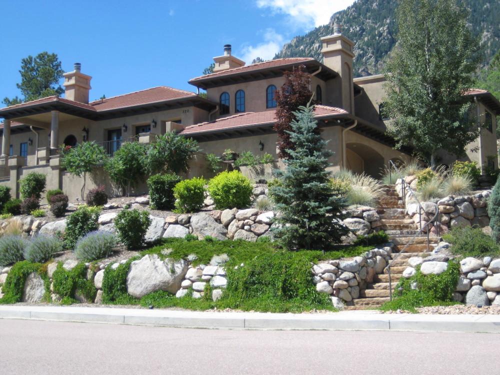 Terrace Landscape Plants  Landscaping Materials Colorado Springs