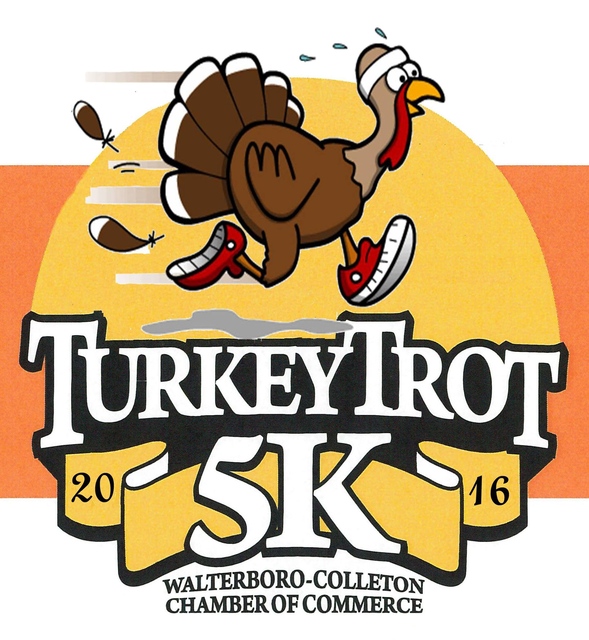 Thanksgiving Turkey Trot  Walterboro Thanksgiving Day Turkey Trot 5k South